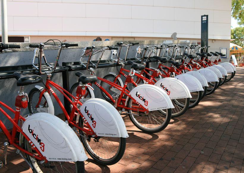 Wypożyczalnie rowerów