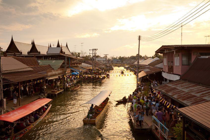 Tajlandia Amphawa