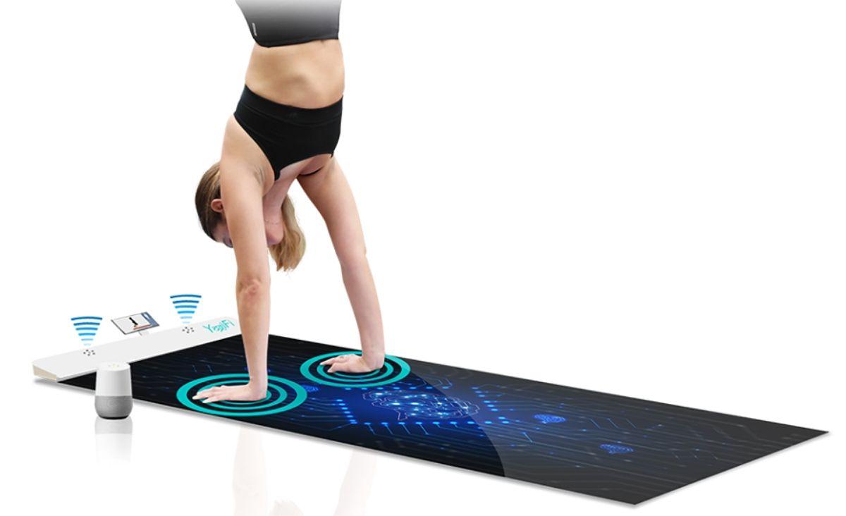 Inteligentna mata do jogi - zbędny gadżet czy cenna pomoc?