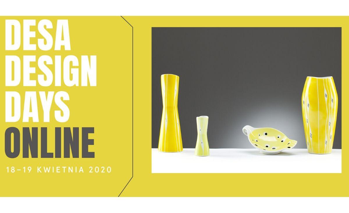 Najlepsze polskie wzornictwo online - Desa Design Days
