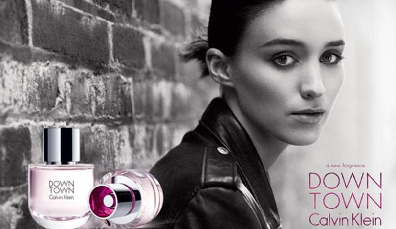 Rooney Mara twarzą perfum Calvina Kleina