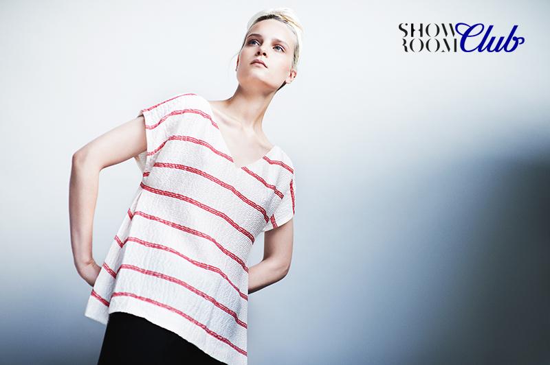 Ania Poniewierska dla SHOWROOM Club