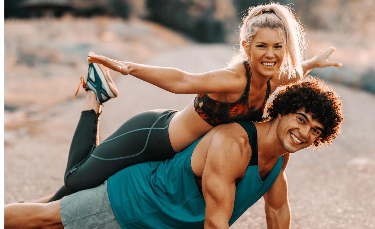 Trening w parze. Motywuje, cieszy i poprawia komunikację