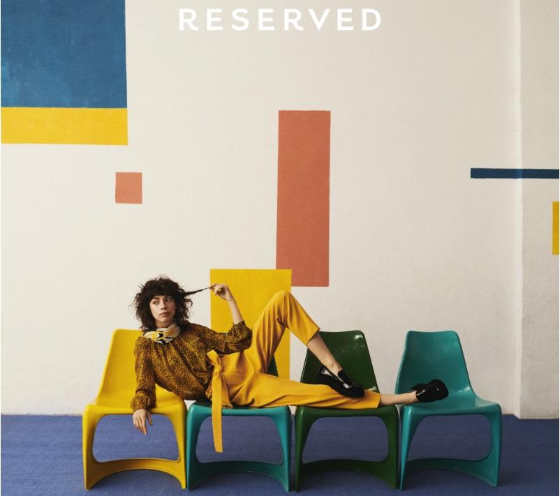 Troupe of colour! Kolor i wyraziste printy w najnowszej kolekcji Reserved