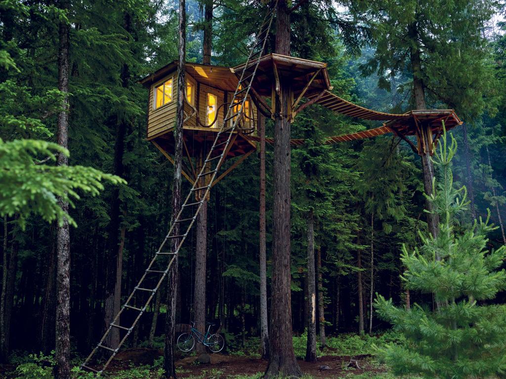 Cabin Porn - blisko natury
