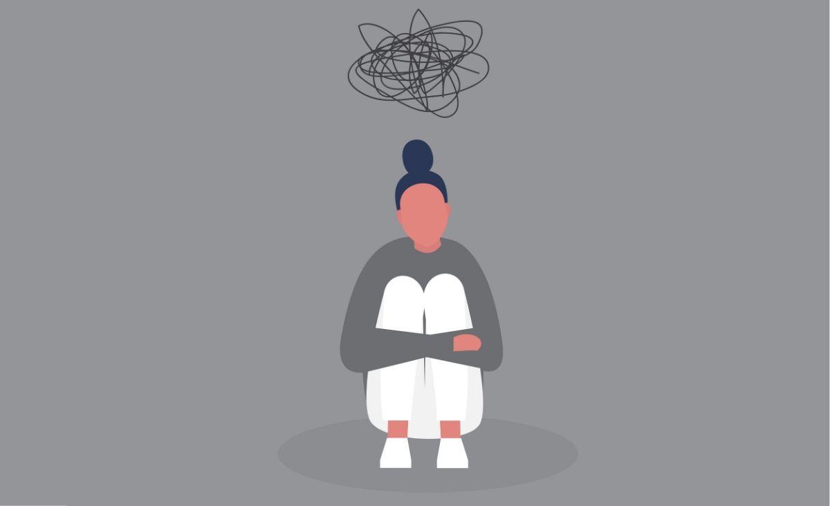 W brzuchu mieszkają kobiece emocje. Jak rozpoznać symptomy lęku?