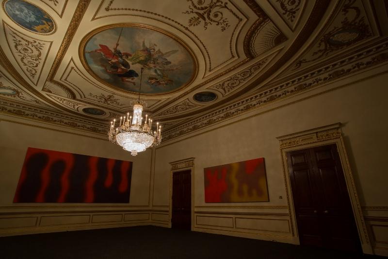 Zdjęcia z wystawy; dzięki uprzejmości de Pury de Pury (6)