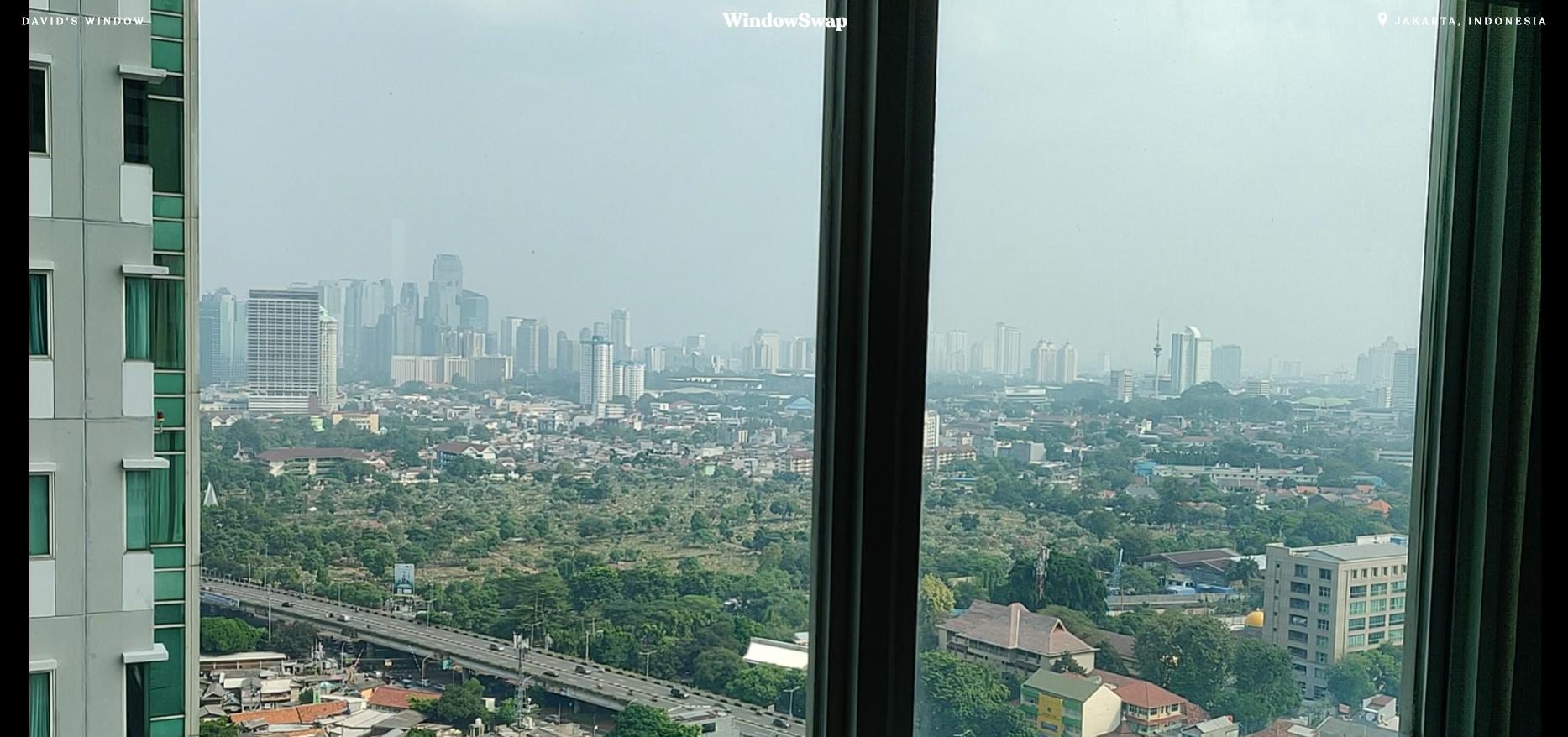 WindowSwap - podejrzyj malownicze widoki zza okna ludzi z całego świata