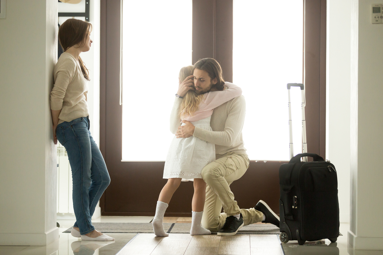 Tu nie chodzi o nas: Co czują dzieci po rozwodzie rodziców?