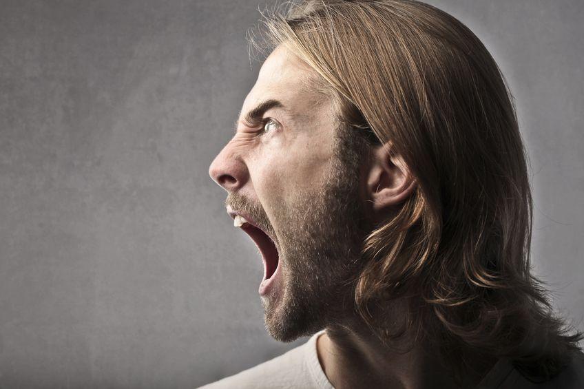 Związek między gniewem a lękiem