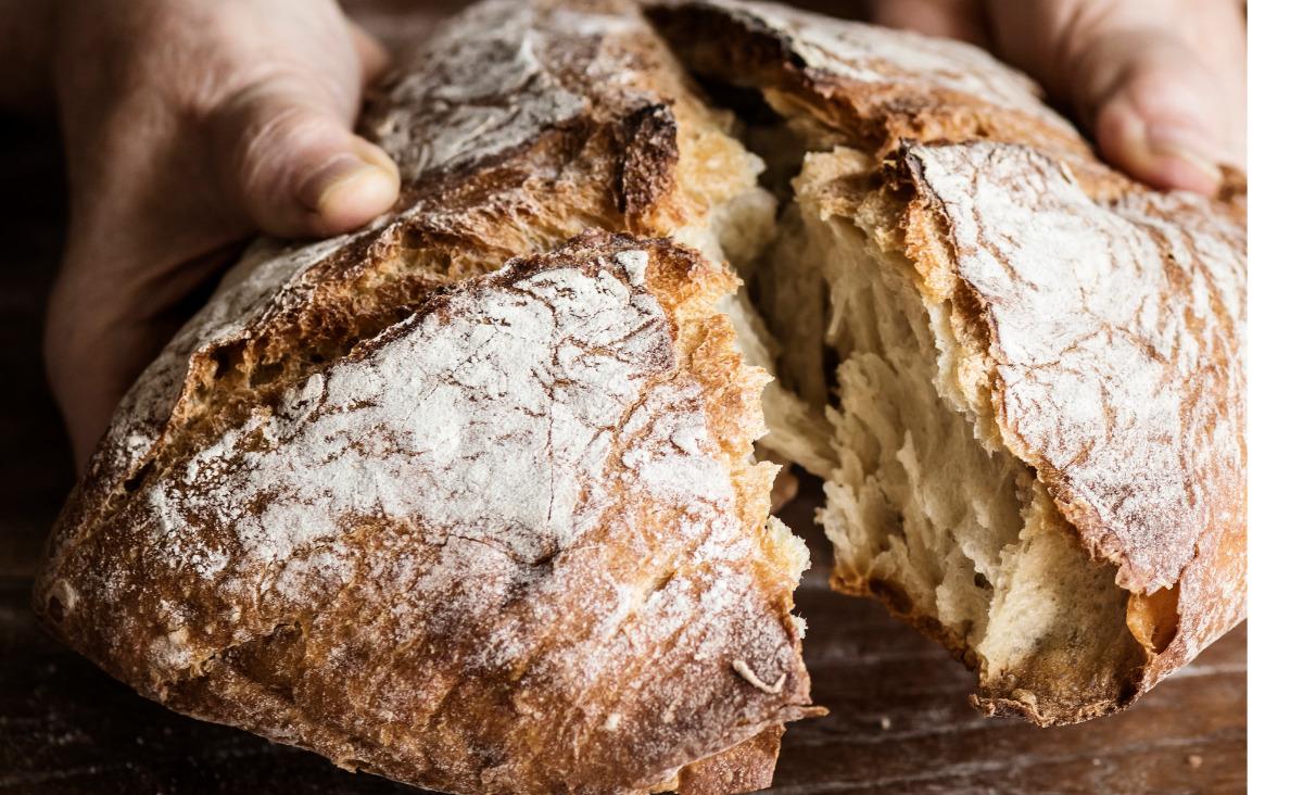 Moc w mące - chleb na zdrowie