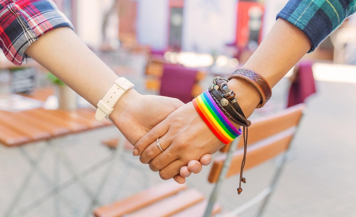Skąd bierze się orientacja seksualna - czyli mity o LGBT