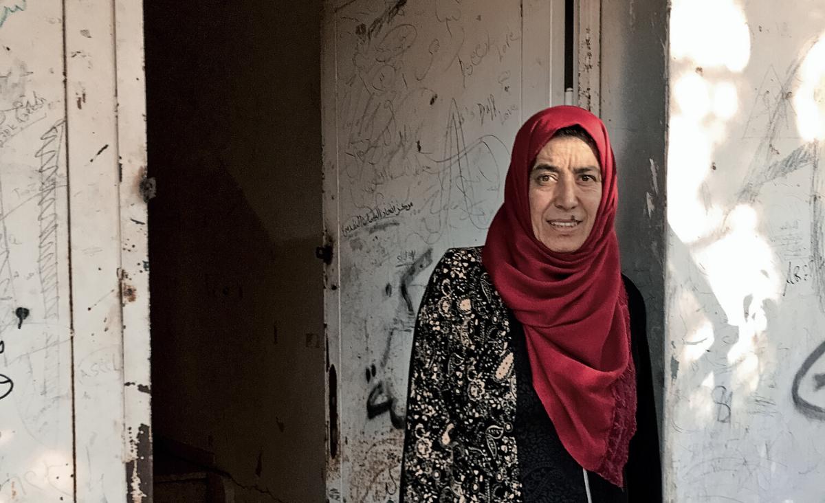 Palestyńskie kobiety w walce o swoje miejsce w społeczeństwie