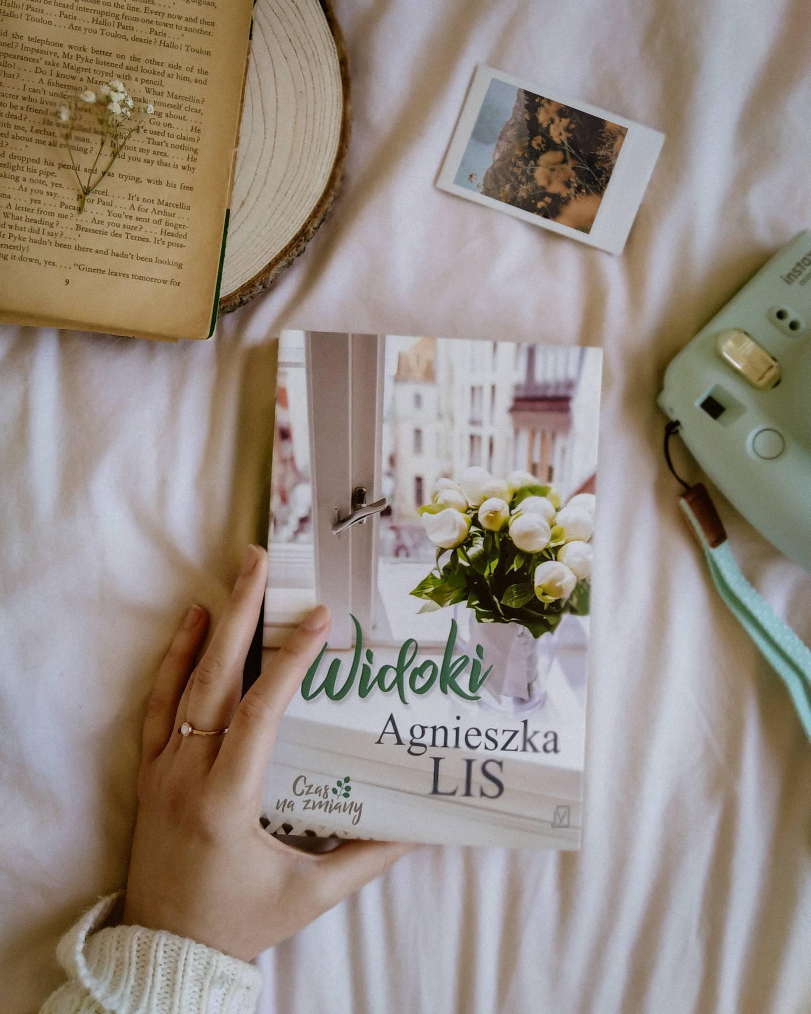 """""""Widoki"""" najnowsza powieść Agnieszki Lis. Rozmowa z autorką powieści"""