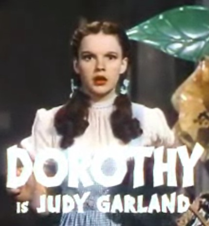 """Sukienka z """"Czarnoksiężnika z Krainy Oz"""" na aukcji"""