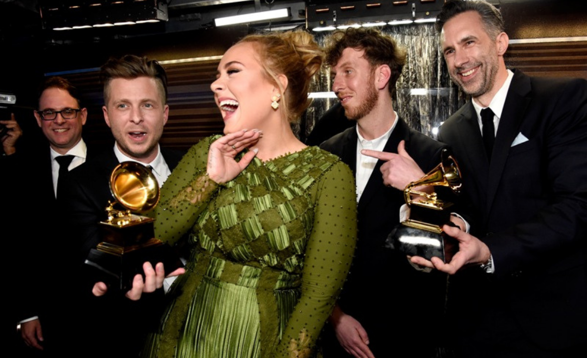 Adele - dowcipna i sarkastyczna