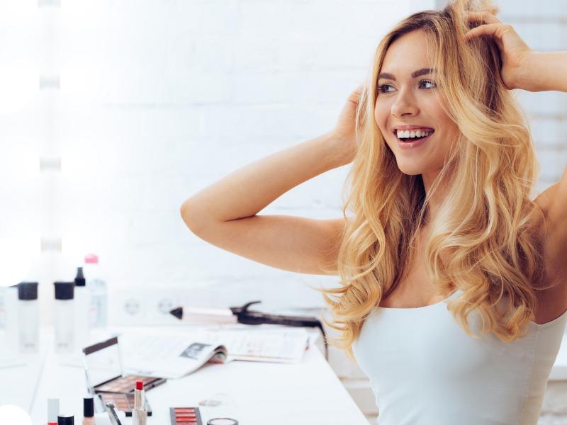 7 sprawdzonych sposobów na piękne włosy