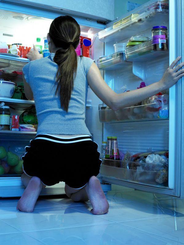 Zaburzenia odżywiania Amerykanek