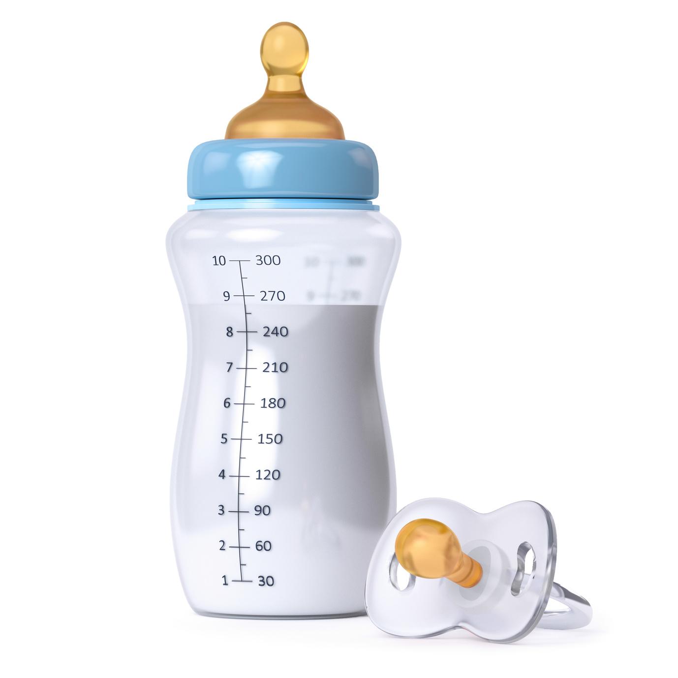 Jak wybierać smoczki i butelki dla niemowląt?