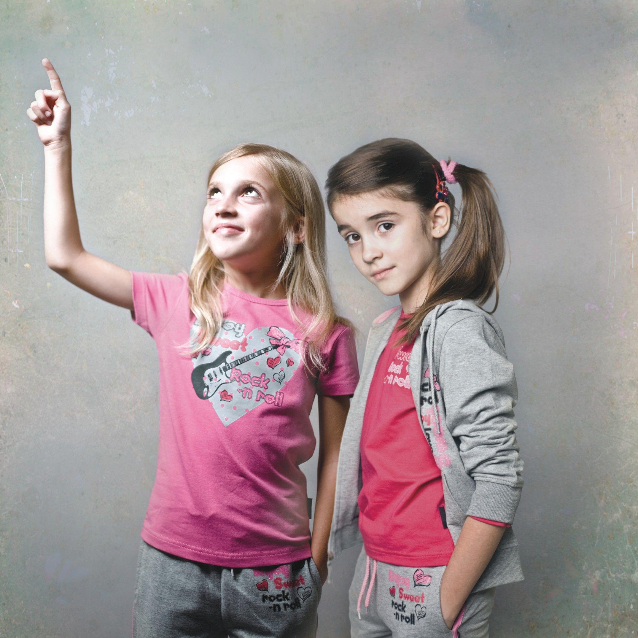 Dziecięca moda-ładna i wygodna