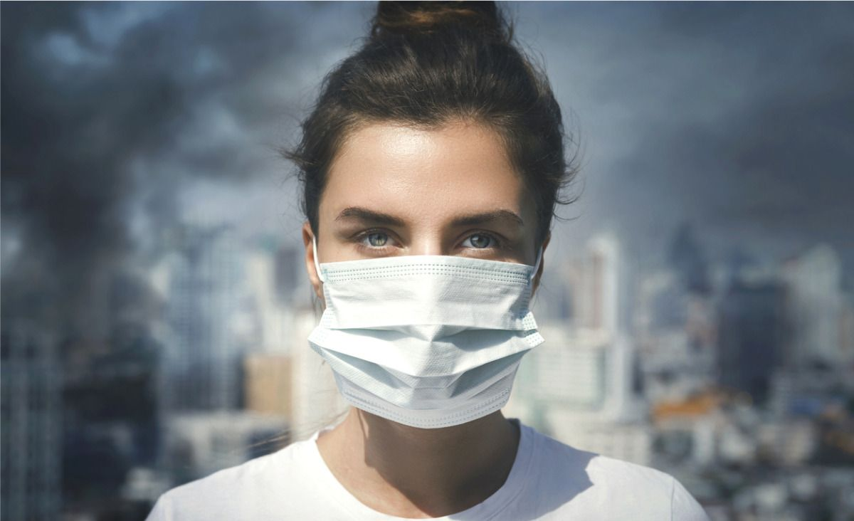 Smog na twarzy - jak chronić skórę przed zanieczyszczeniem powietrza?