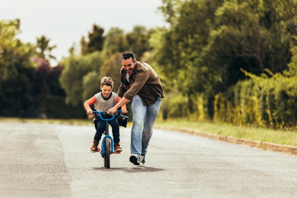 Co oznacza dla mężczyzny deficyt ojca?