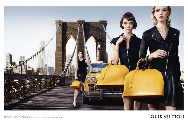 Kampania Almy od Louis Vuitton
