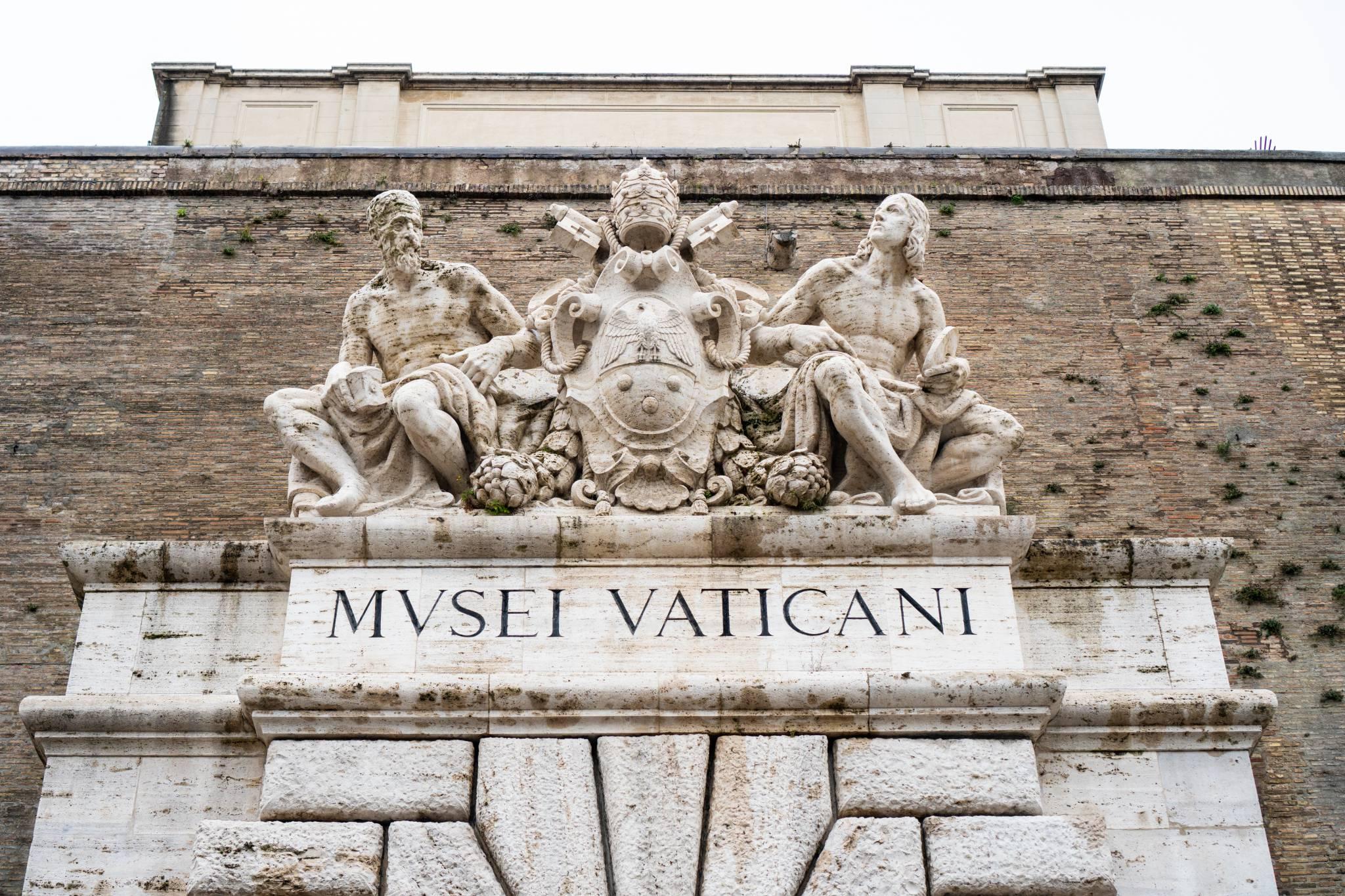 Wirtualna wycieczka po Muzeach Watykańskich