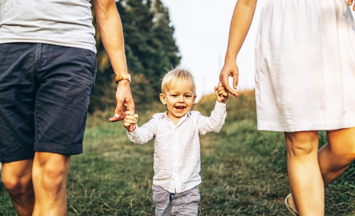 Mama w lewo, tata w prawo