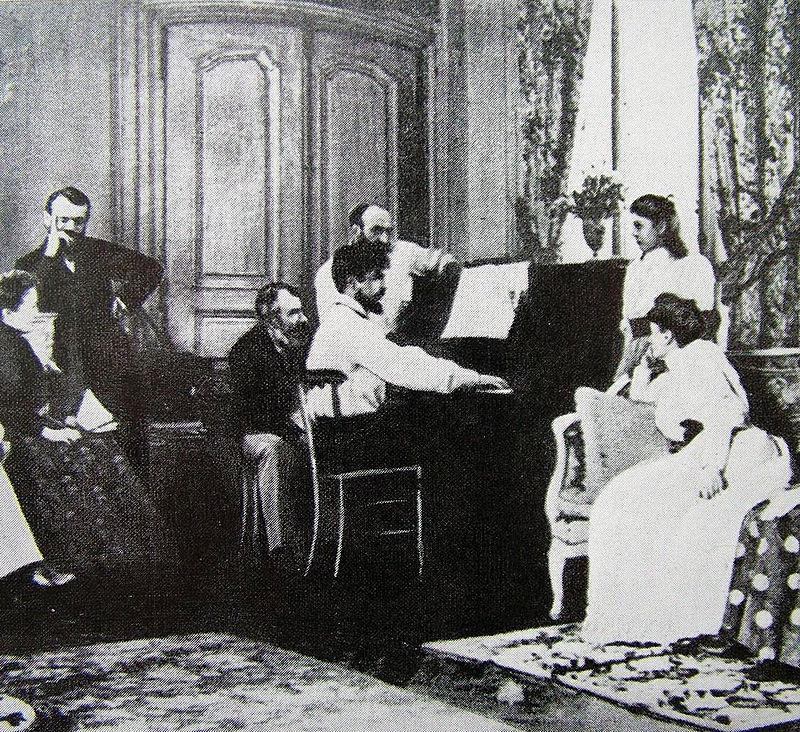 Utwór tygodnia Młodej Polskiej Filharmonii: Koncert Chaussona