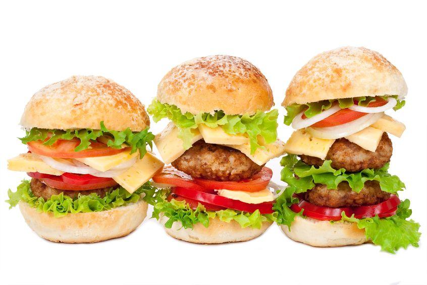 Starecka śni o hamburgerach. Konkurs!