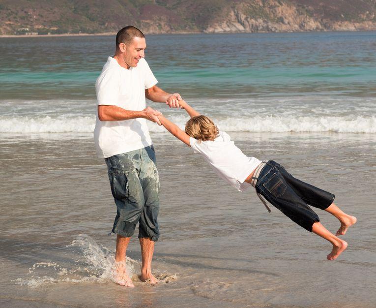 Rola ojca. O korzyściach z bycia zaangażowanym tatą