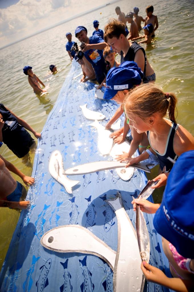 Dzień Ryby w Stacji Morskiej w Helu