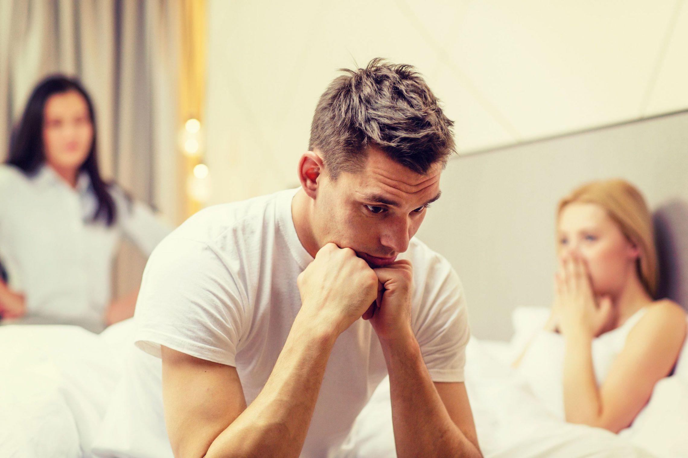 Tomasz Srebnicki – porady: Zdrada w związku