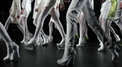 Warsaw Fashion Weeken 2012, materiały prasowe