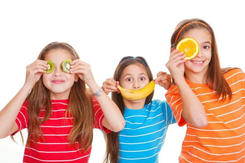 odżywianie dzieci