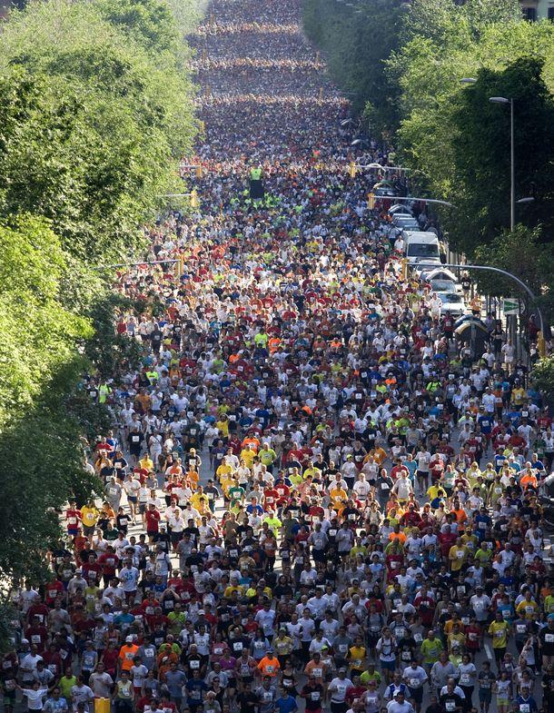 Czy bieganie w maratonach jest dobre dla zdrowia?