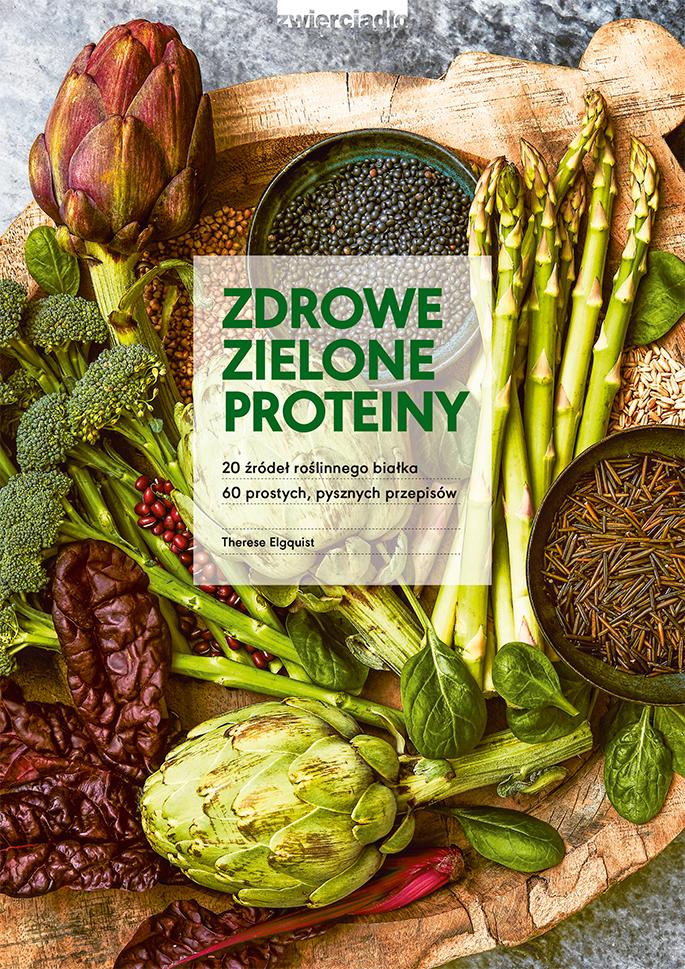 Zdrowe zielone proteiny
