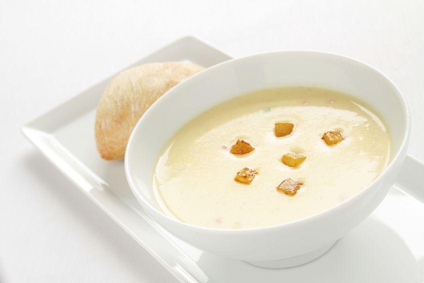 Zupa krem z pasternaku iselera