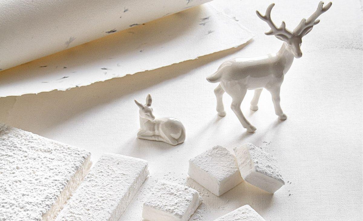 Zimowe słodkości - pianki Marshmallows