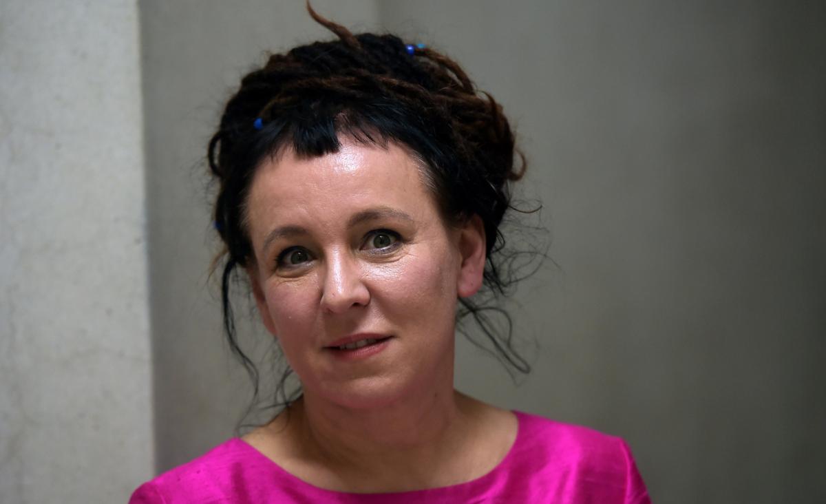 O pisaniu książek, o twórczej nudzie i psychologii mówi Olga Tokarczuk