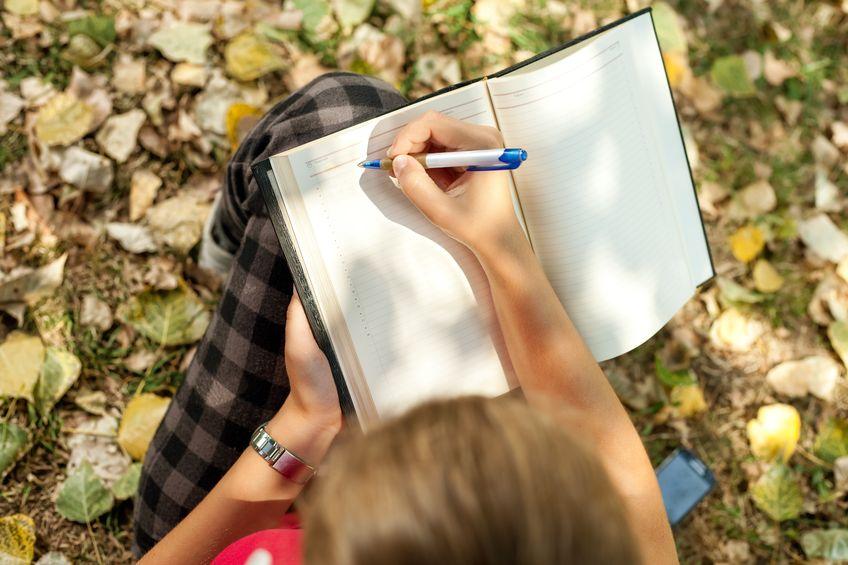 terapia przez pisanie
