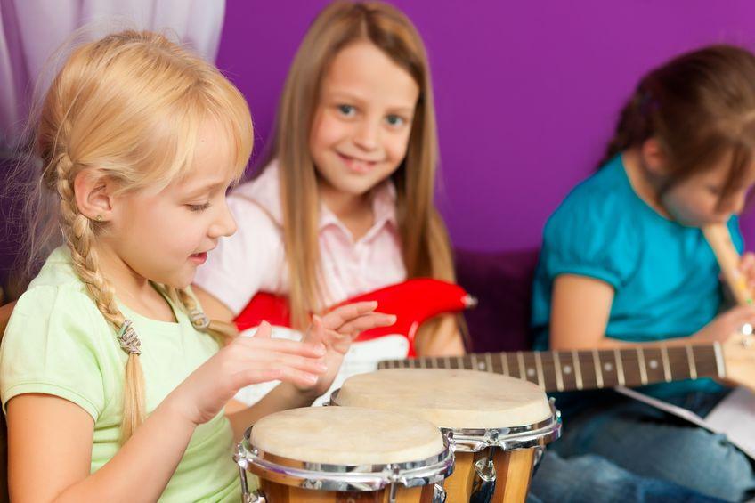 Lekcje muzyki dla dzieci