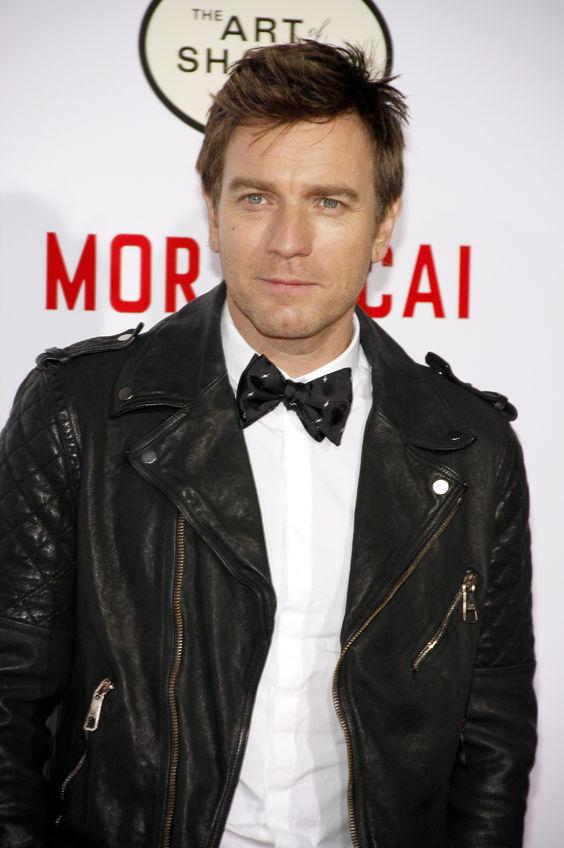 Ewan McGregor na premierze w Los Angeles Mortdecai, fot. 123rf