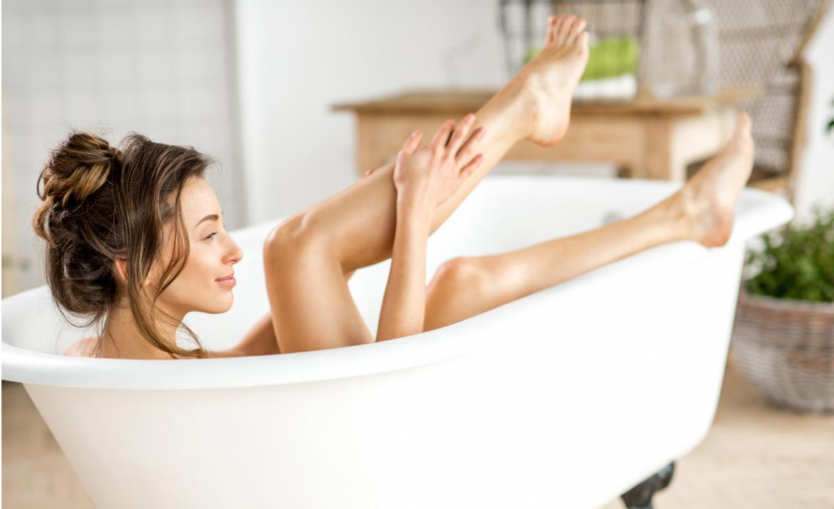 Zanurzyć się w kąpieli
