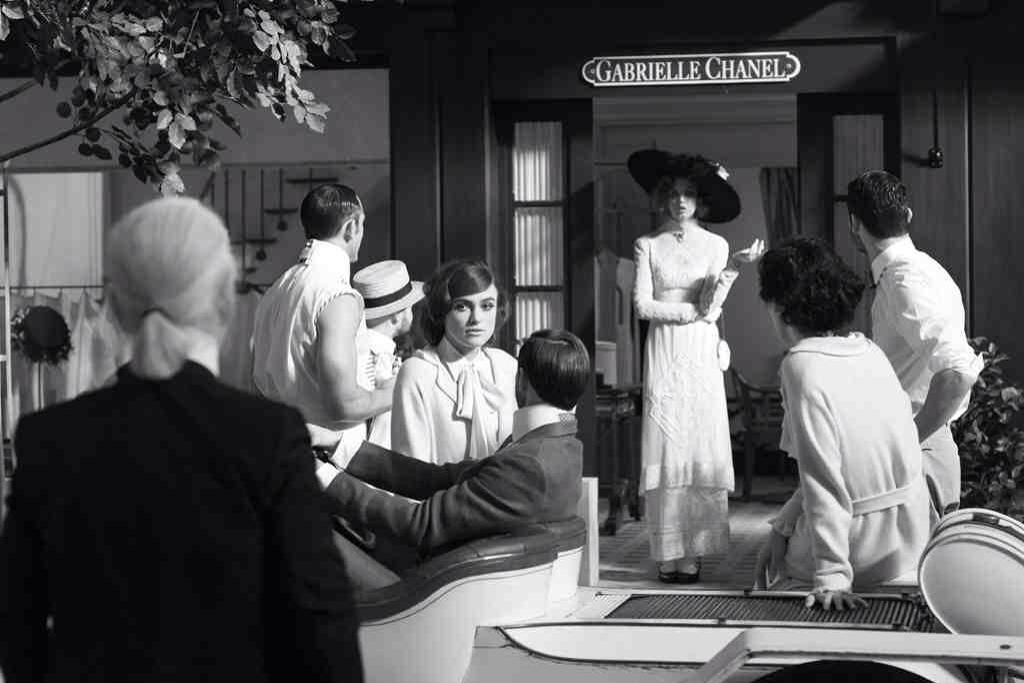 Lagerfeld reżyseruje film o Chanel