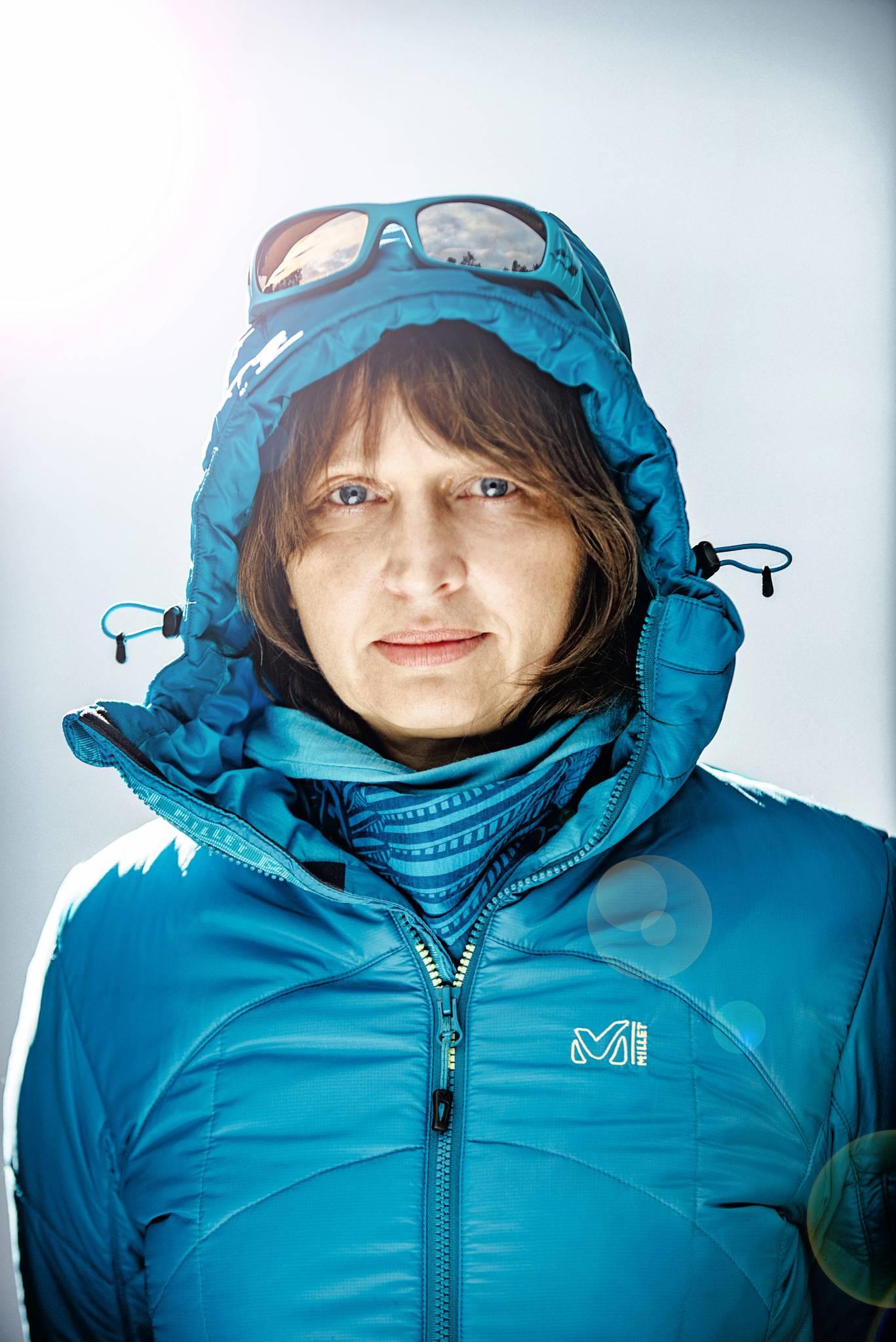 Małgorzata Wojtaczka o dobrej samotności na biegunie