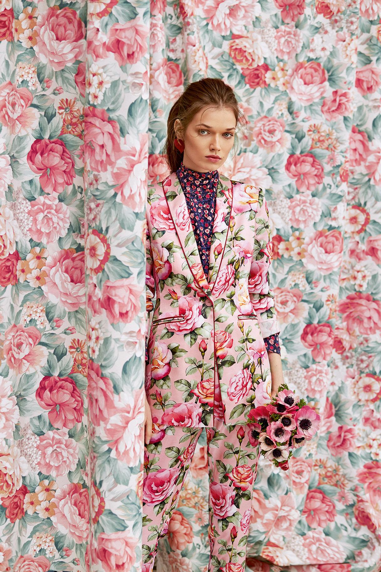 Kwiatowe wzory - inspiracja z natury