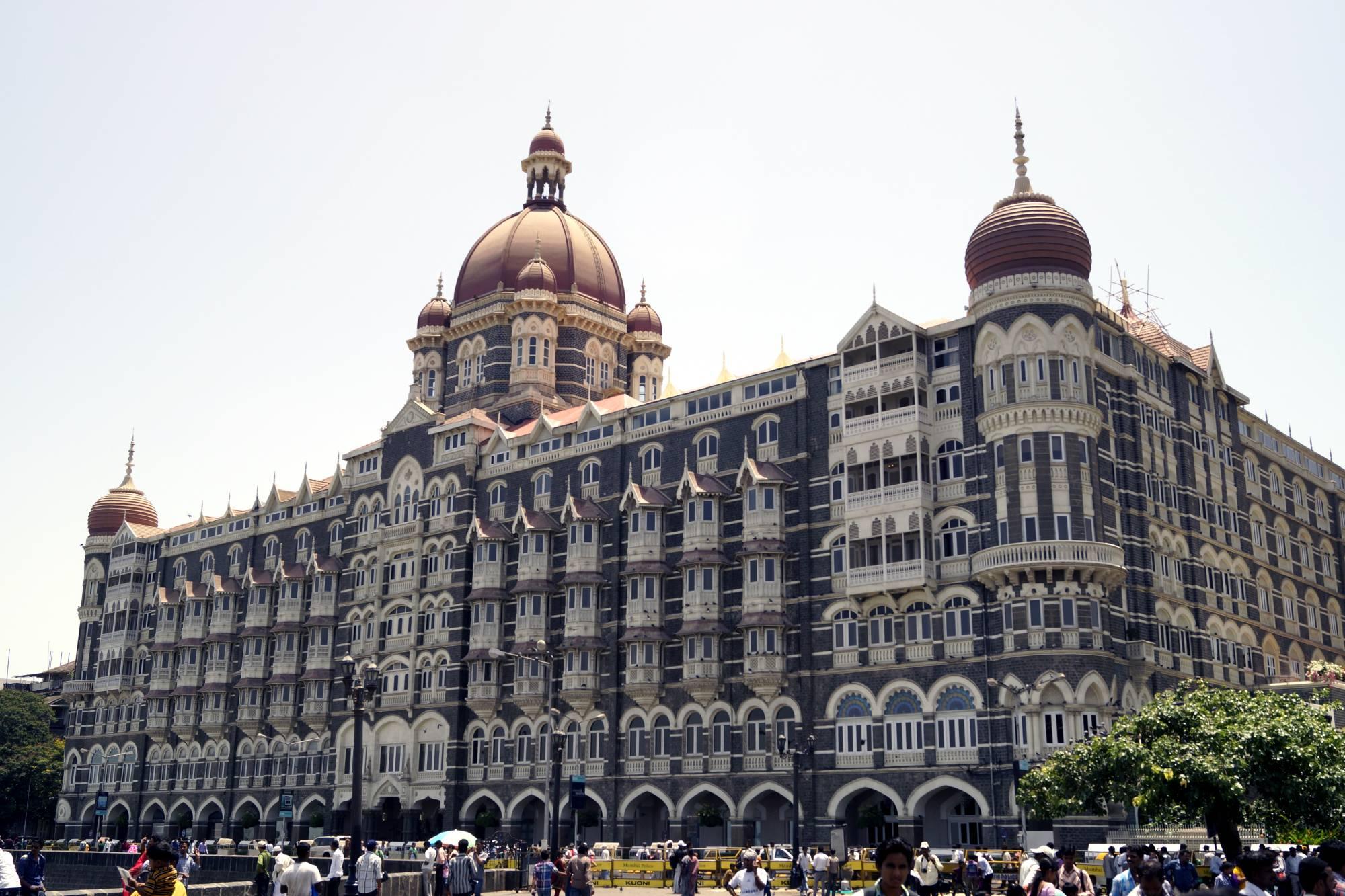 Hotel Taj Mahal – duma Mumbaju