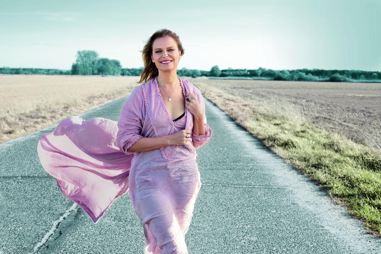 Paulina Młynarska nauczyła się dawać sobie i innym prawo do bycia sobą (Fot. Krzysztof Opaliński)